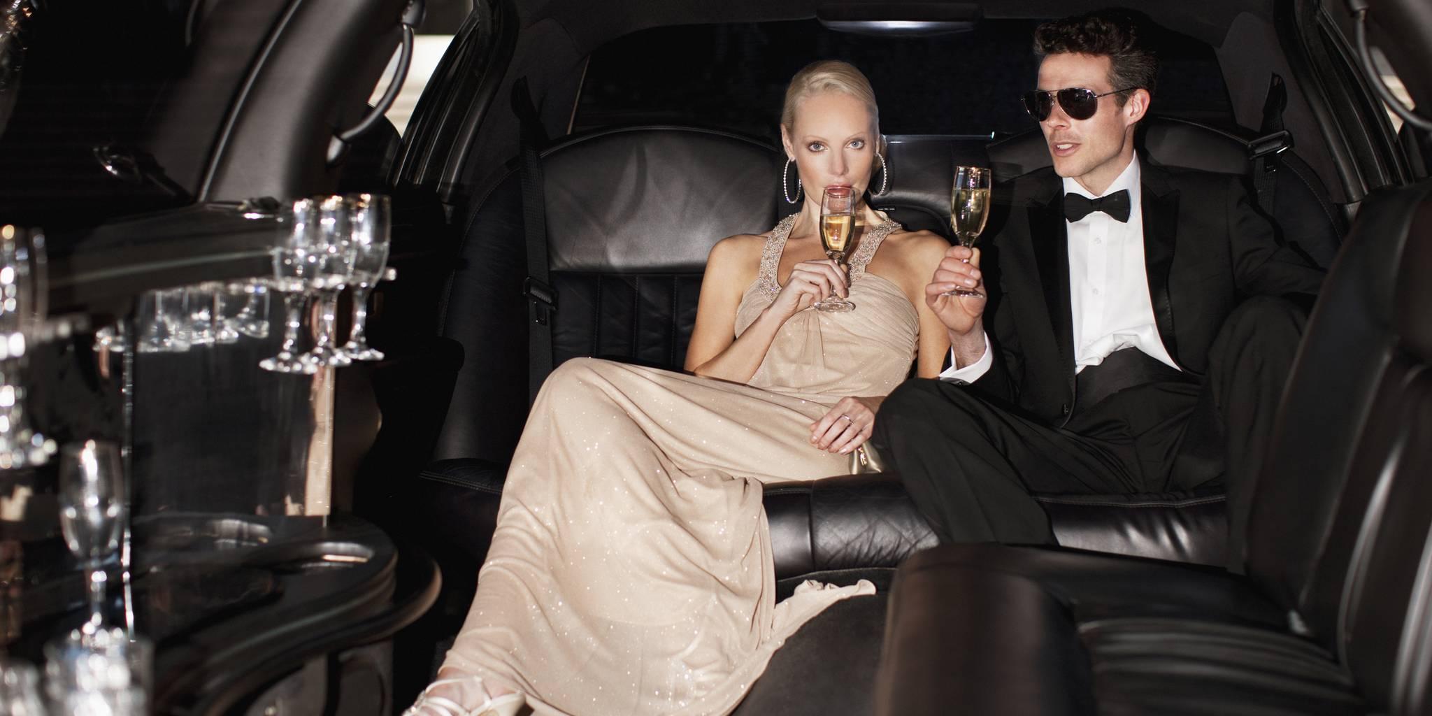 executive-car-service-wedding-limo